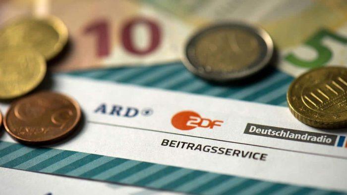 Налог на телевидение в Германии