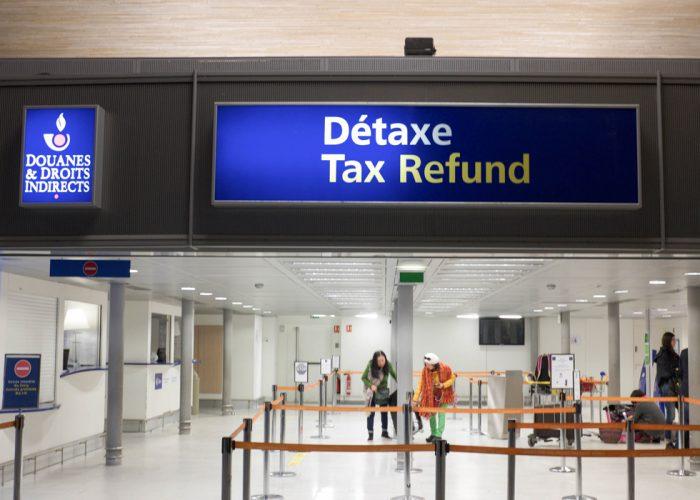 Détaxe-Tax Refund