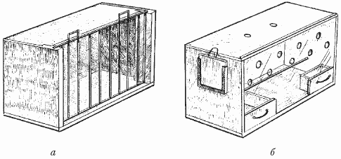 Клетки для транспортировки
