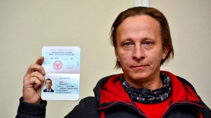 Охлобыстин стал гражданином ДНР