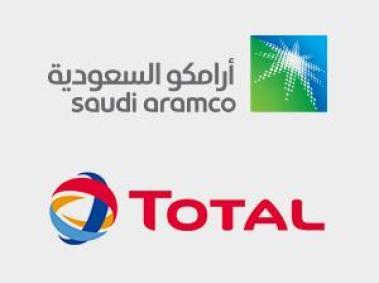 Saudi Aramco & Total