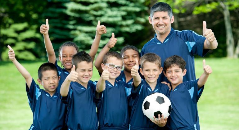 Зарплата тренеров по футболу