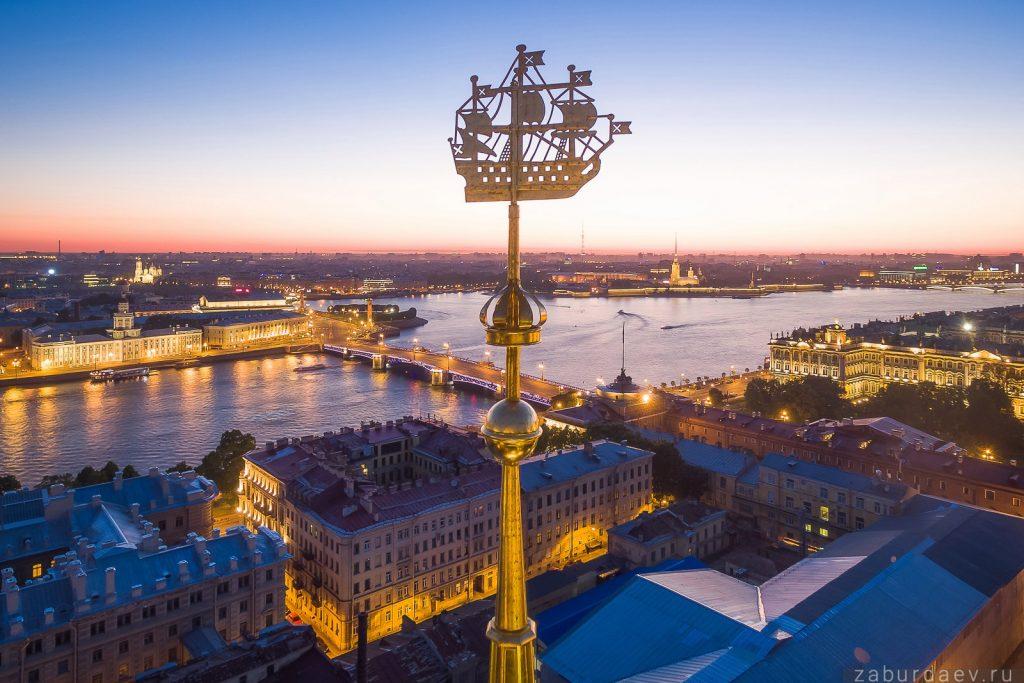 Рейтинг районов Санкт-Петербурга для проживания в 2021 году
