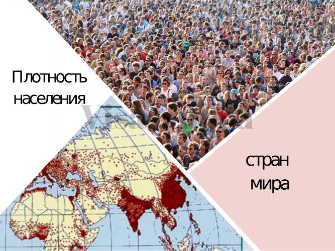 Количество жителей Земли