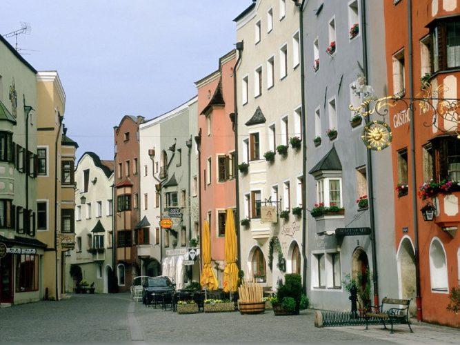Жизнь в Австрии: цена на продукты и недвижимость
