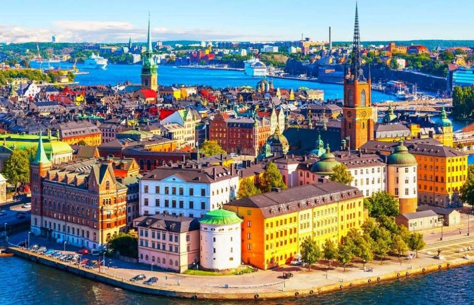 Работа в Стокгольме в Швеции