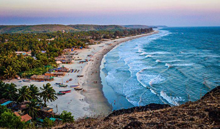 Пляж Арамболе