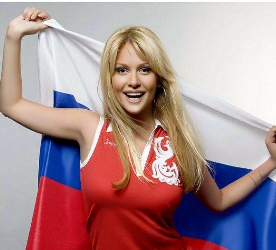 жительница России