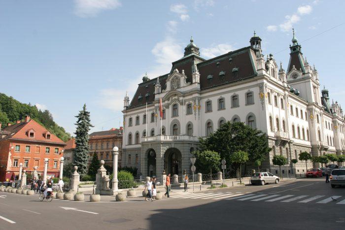 университет в столице Любляне