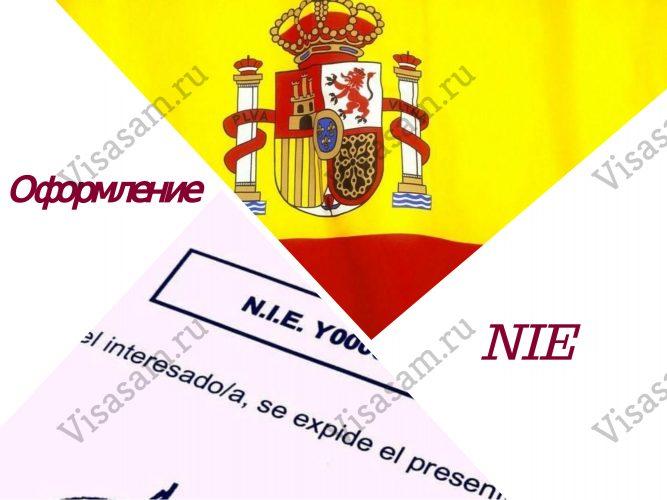 Как получить NIE в консульстве Испании в Москве 2021 году