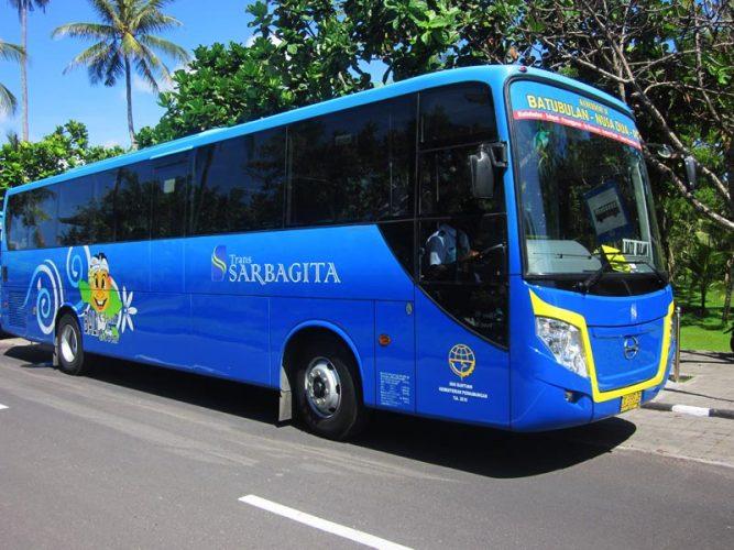 Перевозчик Sarbagita на Бали