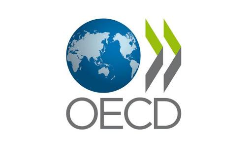Логотип Организации экономического сотрудничества и развития