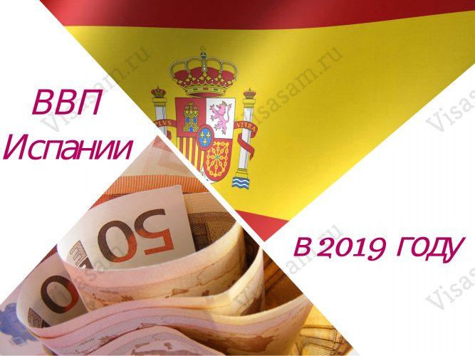 ВВП Испании