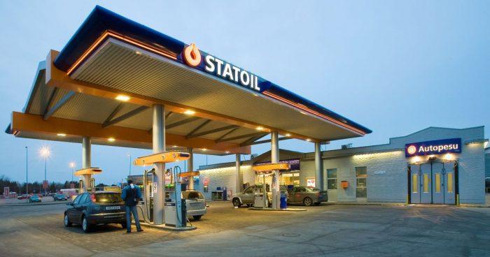 Заправка Statoil
