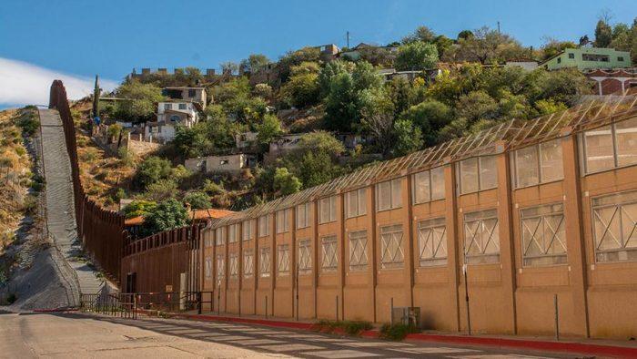 граница Мексики