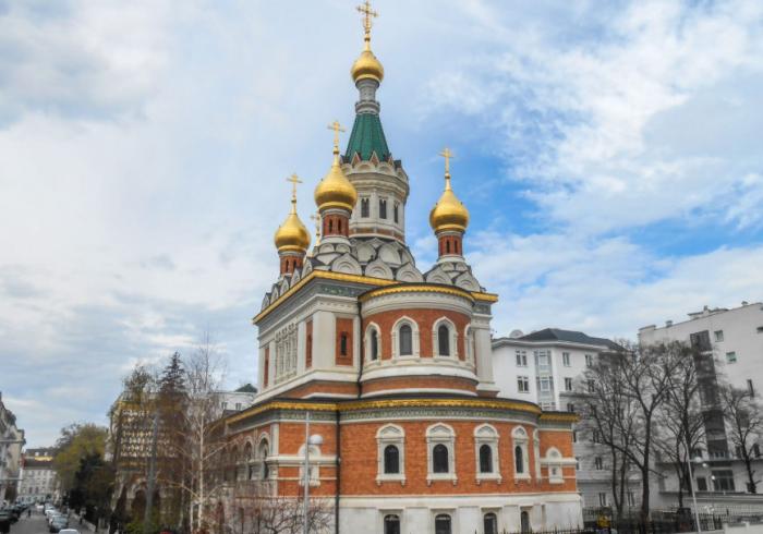 Русская православная церковь в Австрии