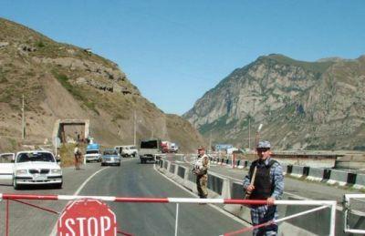 граница Армении сейчас закрыта