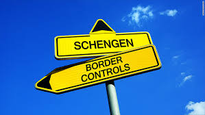 граница шенгенской зоны