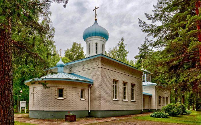 Православная церковь в Порвоо