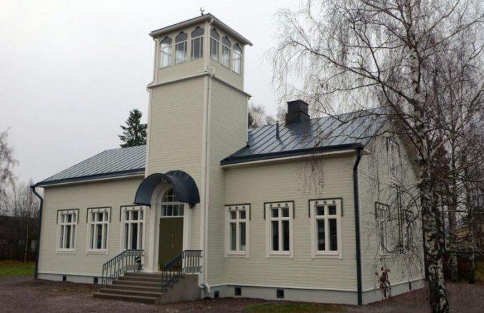 Мечеть в Хельсинки