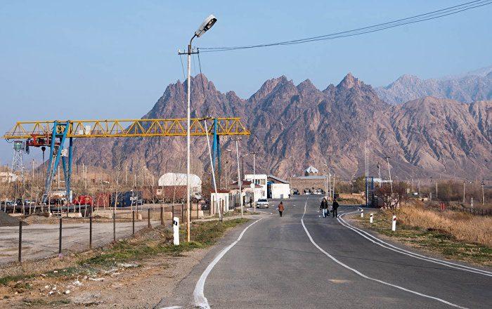 граница Армении