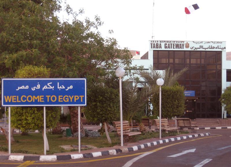 граница Египта