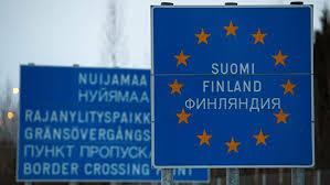 граница Финляндии закрыта для туристов