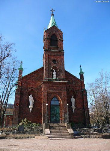Католическая церковь в Финляндии