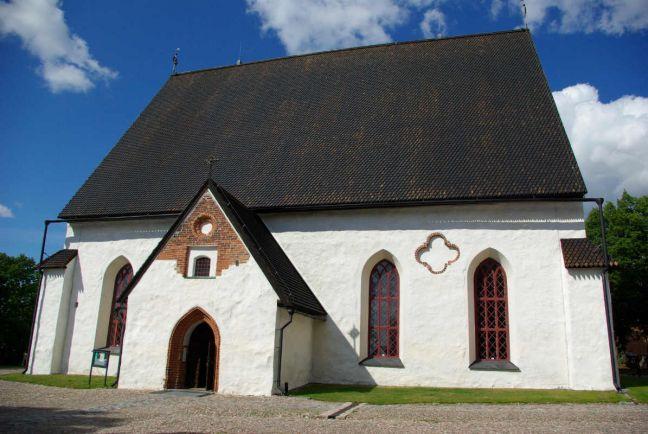 Лютеранская церковь в Финляндии
