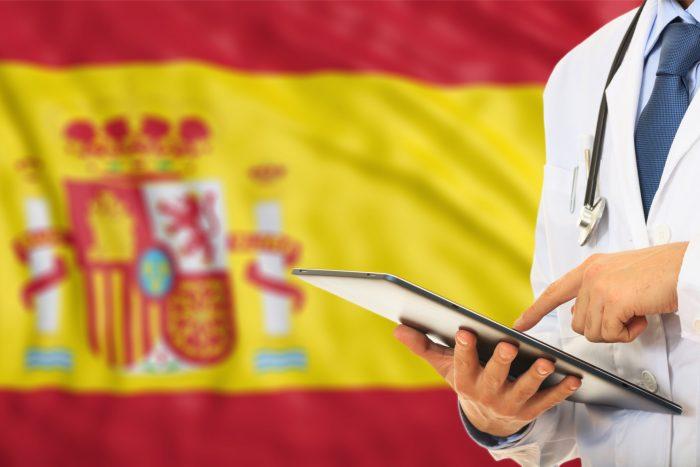 Доктор в Испании