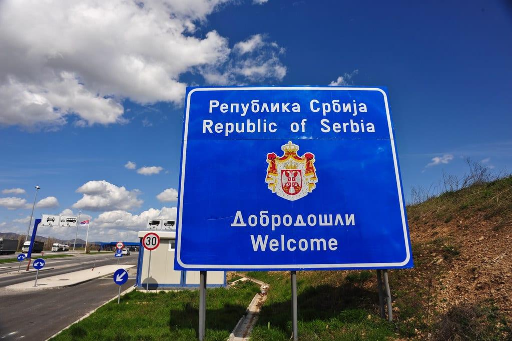 Когда откроют границы Сербии с Россией в 2021 году