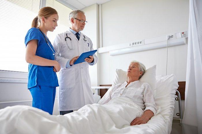 В больнице США
