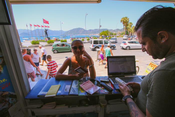 Заказ экскурсии в Турции