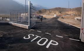 граница Ирана