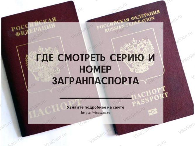 Старый и новый загранпаспорт РФ