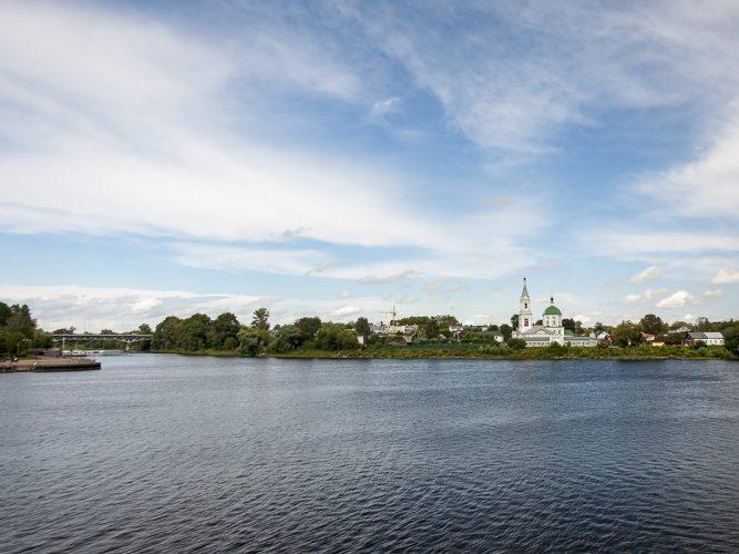 Река Тверца