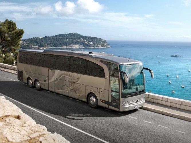 В Крым на автобусе