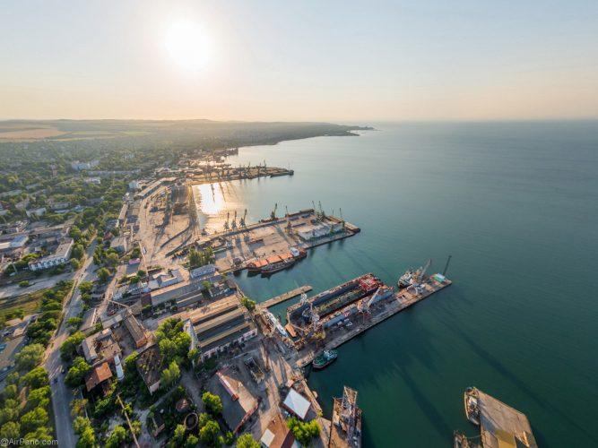 Крымский порт
