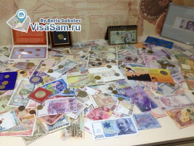 деньги и валюта Грузии