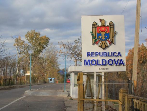 граница Молдовы