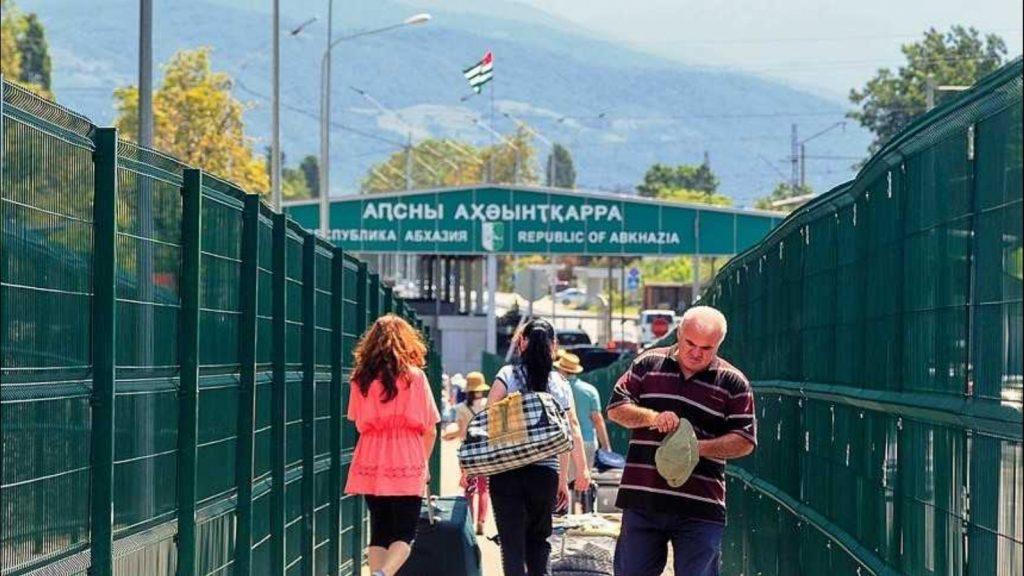 Закроют ли границу Абхазии с Россией летом в августе 2021 года