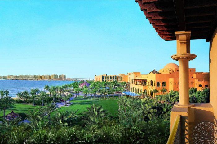 One and Only Royal Mirage Resort Dubai at Jumeirah Beach