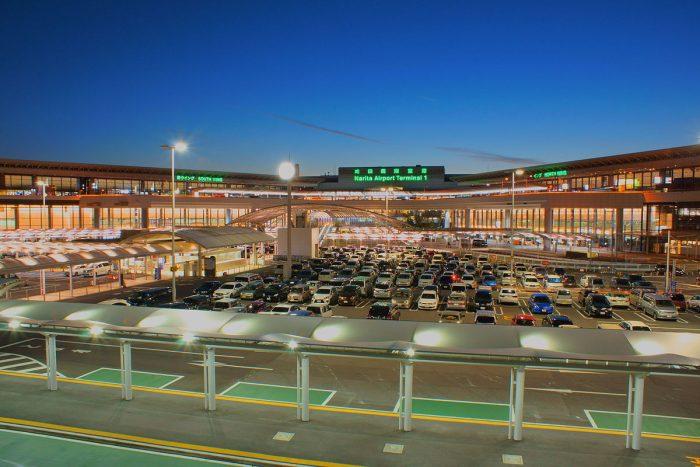 Терминал 1 аэропорта Нарита
