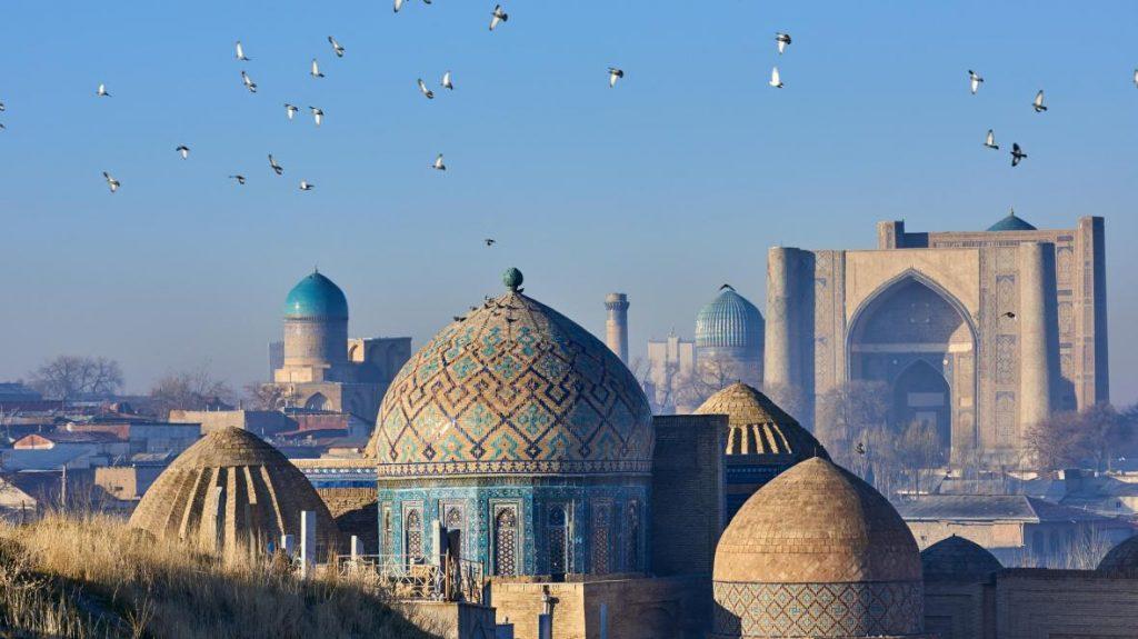 Узбекистан открыл границы в 2021 году