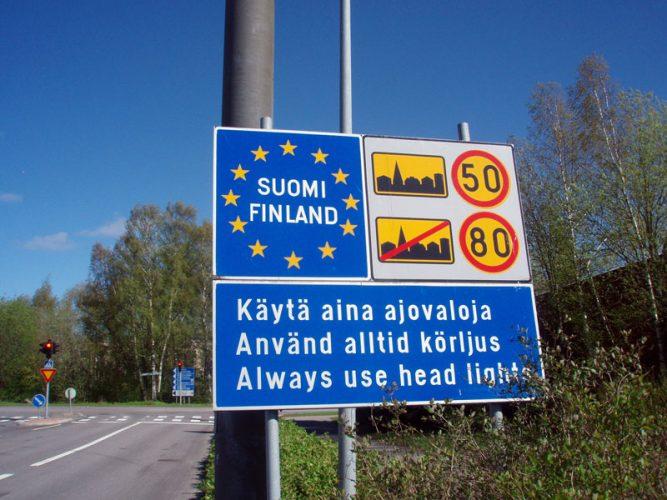 Открыта ли граница с Финляндией и Россией для туристов : последние новости