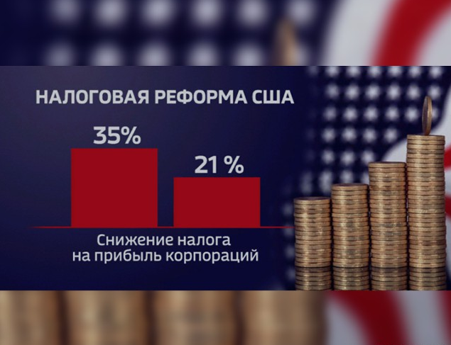 Налоговая реформа в США