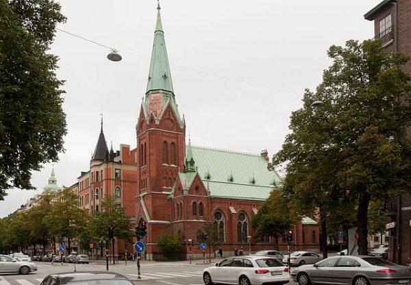Православный собор в Стокгольме