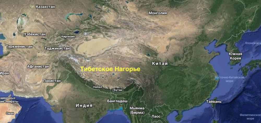Сравнение площади Китая и России: соотношение территории в цифрах