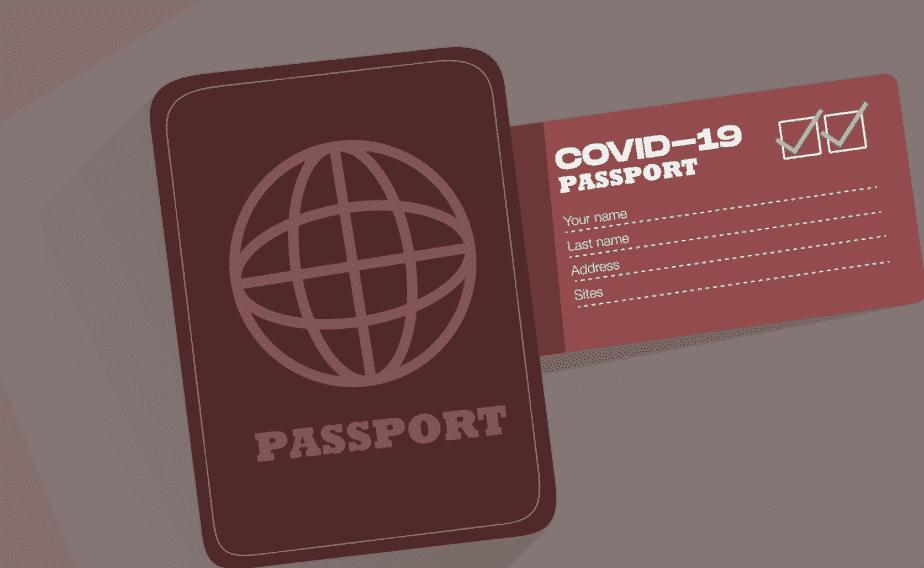 Иммунные ковидные паспорта