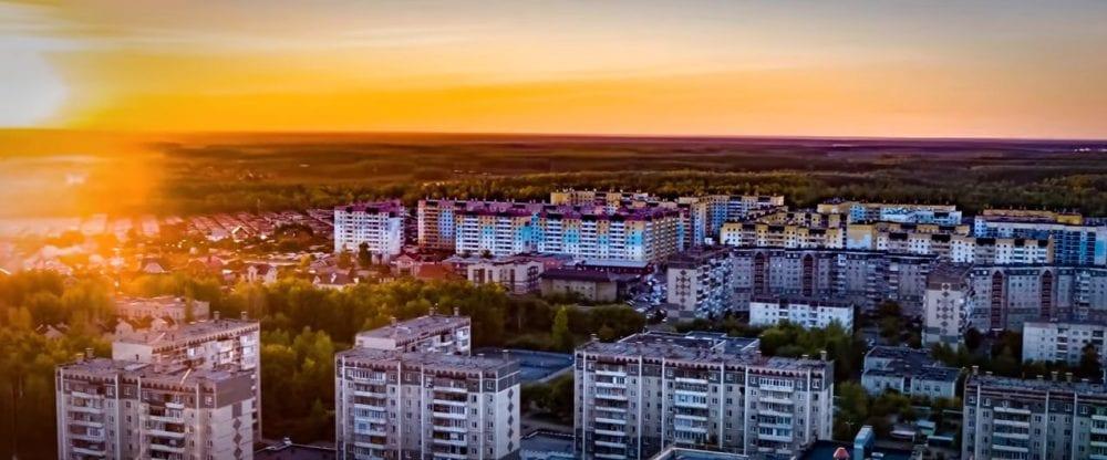 Металлургический район в Челябинске